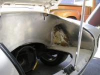 Karmann Ghia culling