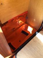 Westfalia 75 rear cabinet