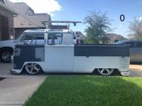61 slightly modified Doublecab