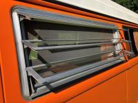 Westfalia jalousie window and screens