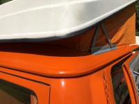 Westfalia 75 pop top and cargo/roof