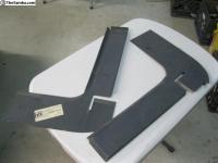 Bay Front Inner Fender Repair Panel-- LEFT side only