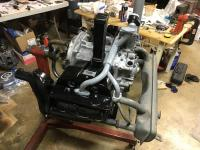 40hp Engine Assembly