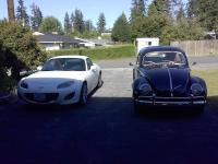 Which one to drive...
