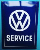 Large original VW Service sign