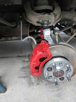 My G60 based front brakes