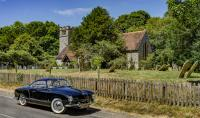 My '58 Ghia Coupe - Test Valley, Hampshire