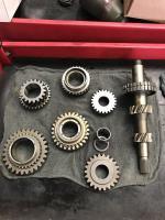 Weddle 091 gears