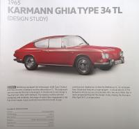 Karmann Ghia Type 34 TL prototype