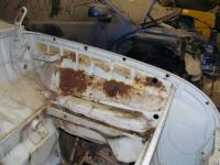68 fastback project underway