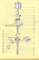 Bosch VJU4BR8 Distributor