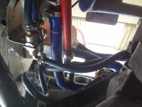 Remote Oil filter and cooler routing AAZ