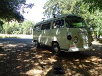 camping Sugarloaf Ridge State Park