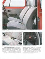 1991 Mexican Beetle Brochure