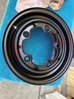 Powdercoated Bus Wheels