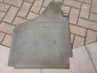 Lowlight front driver mat