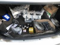 Fresh rebuild engine