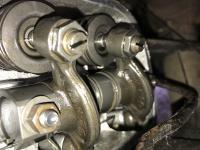 Type iv valve train