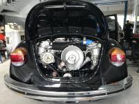 Zephyr's Engine Bay