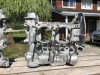 GE engine build