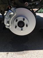 Vanagon Small Car Brake Project