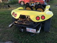 Buggy tail lights