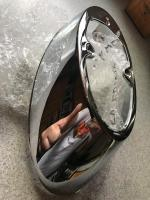 58-68 Chrome Tail Light Housing