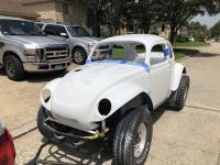 61 Baja Build