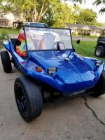 69 dune buggy manx replica