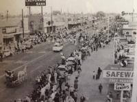Christmas parade 1959