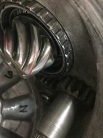 Transaxle assembly differential