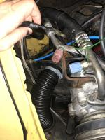 FI bug temperature sensor - exhaust