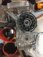 Differential side cover tool