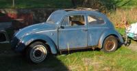 1960 Indigo blue Project