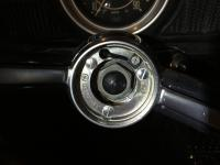 horn ring hub, 1971 Beetle steering wheel