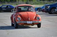 My '74 at Autocross