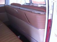 Split bus bulk head cover