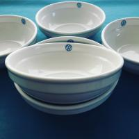 Original VW factory cantina bowls