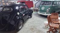 '55 Oval Beetle Speed Car