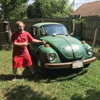 My '73 Super Beetle
