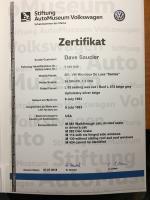 1963 15 Window Birth Certificate