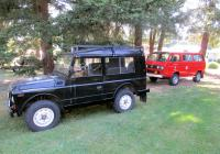 The Syncro and the Fiat Campagnola