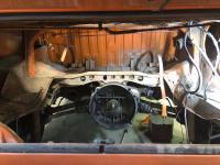 74 Bus Fuel Tank Removal