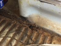 Yuck. Rust.