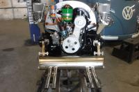 Ruiz/KCW built 1397cc 36hp engine