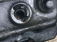 eurovan pcv hole & grommet