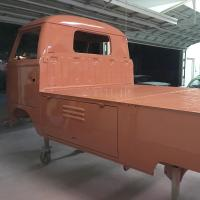 Ridinrusty's rolledover '61 singlecab