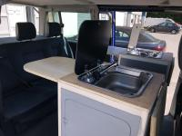 EuroVan in Ireland. Daily driver camper conversion.
