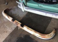Deluxe rear bumper repair