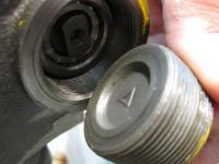 Steering Box Bearings should not be dry